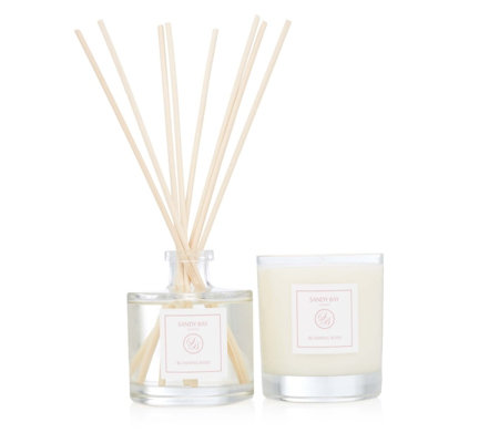 Sandy Bay 2 Piece Blushing Rose Fragrance Set