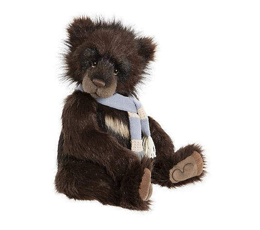 "Charlie Bears Grandfather of the Mountains Bear 21.5"" Plush Bear"