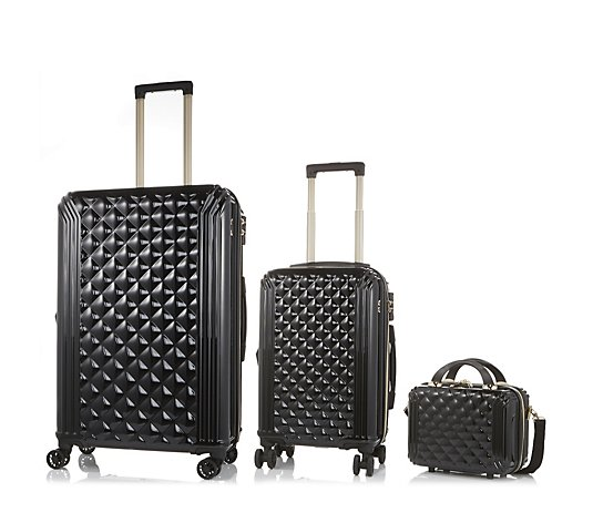 Triforce Avignon Large, Cabin and Vanity Case Set