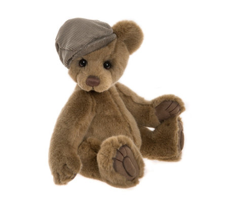 "Charlie Bears Secret Collection Yorkshire Lad 11.5"" Plush Bear"
