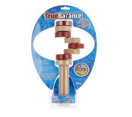 True Balance Wooden Handheld Balancer