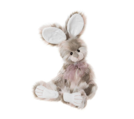 "Charlie Bears Gum Drop The Rabbit 23"" Plush Bear"