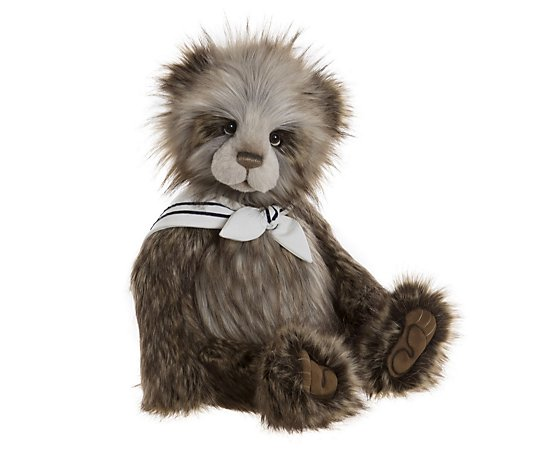 "Charlie Bears Secret Collection Hurley 24"" Plush Bear"
