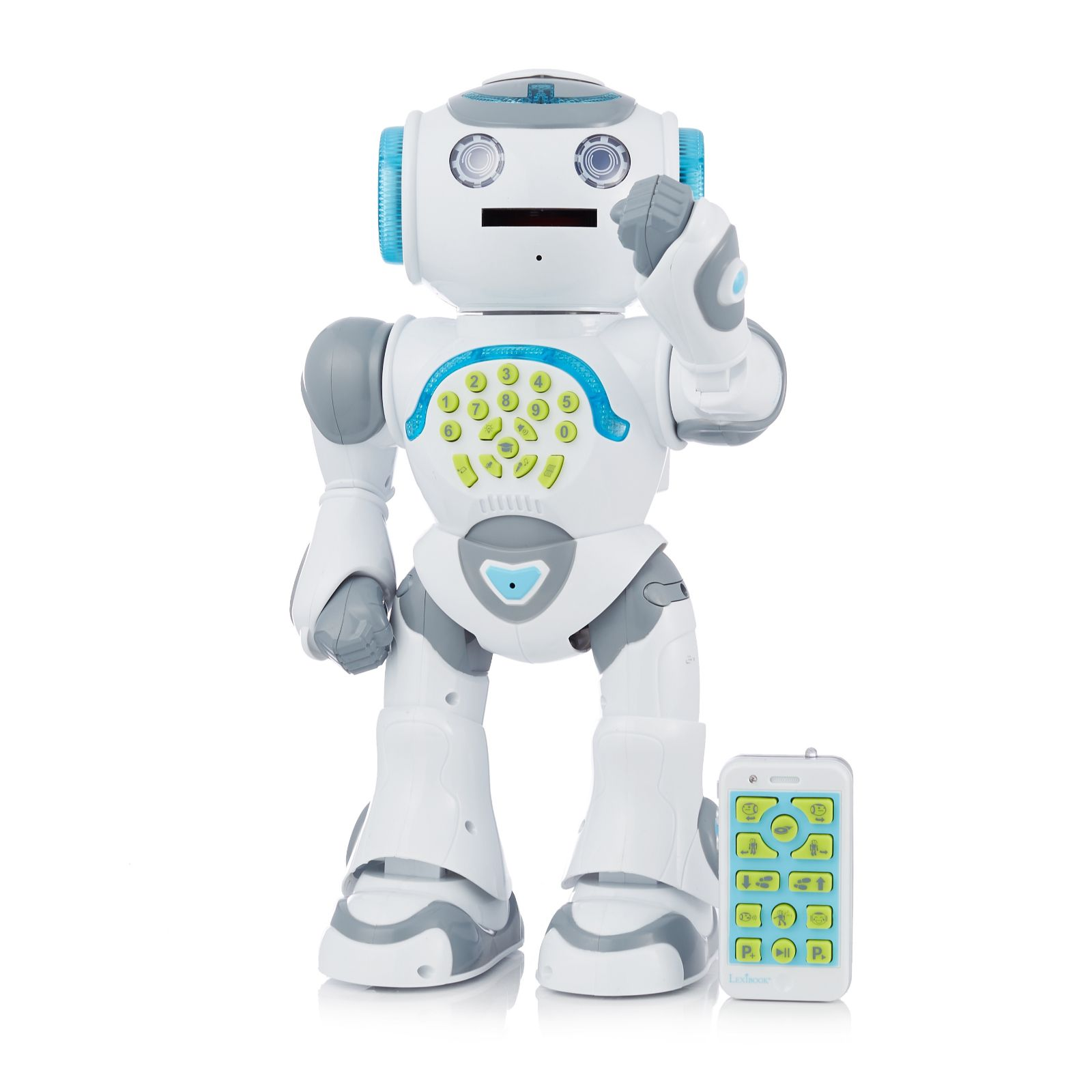 Powerman Max Interactive Robot - QVC UK