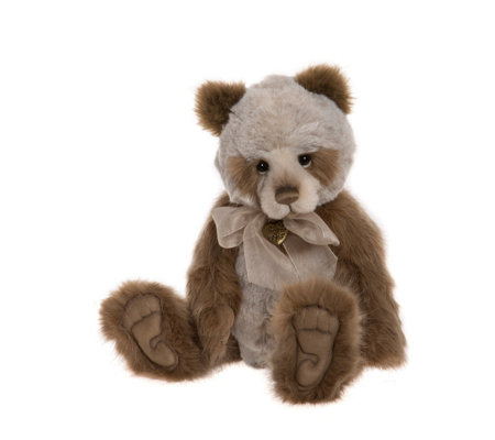 "Charlie Bears Secret Collection Daniella 18"" Plumo Bear"