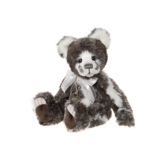 "Charlie Bears Secret Collection Dido the Bear 12.5"" Plush Bear"