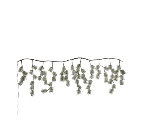 Home Reflections Indoor Decorative 140cm Branch Curtain