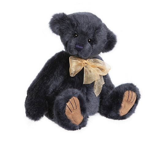 "Charlie Bears Collectable Finn 12.5"" Plush Bear"