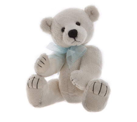 "Charlie Bears Collectable Jollies 7"" Plush Bear"
