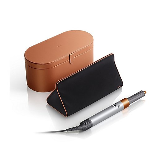 Dyson Gift Edition Copper Airwrap Complete with Storage Bag & Box