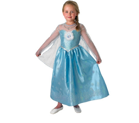 Disney Frozen Elsa Snow Queen Costume