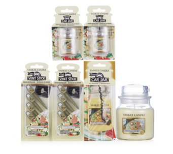 Yankee Candle Christmas Cookie Selection Pack - 707879