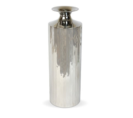 Culinary Concepts Hammered Vase Qvc Uk