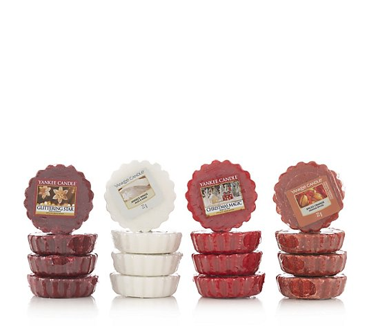 Yankee Candle Set of 16 Ultimate Wax Melt Collection