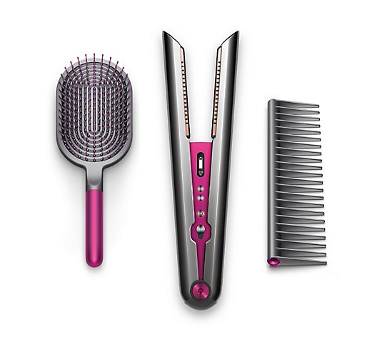 Dyson Corrale Hair Straightener with Comb and Brush