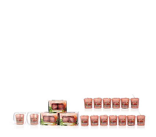 Yankee Candle 53 Piece Candle Collection