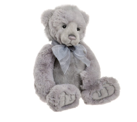 "Charlie Bears Secrect Collection Bossy Boots 19"" Plush Bear"