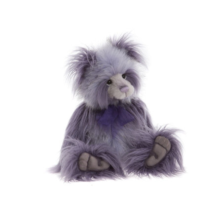 "Charlie Bears Collectable 18"" Plumo 2019 Year Bear"
