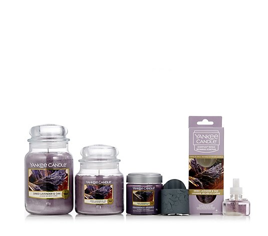 Yankee Candle 6 Piece Fragrance Your Home Collection