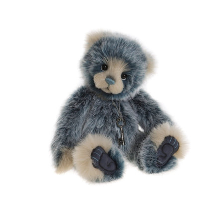 "Charlie Bears Collectable Muffin 12.5"" Plush Bear"