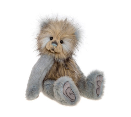 "Charlie Bears Collectable Elizabeth 14"" Plush Bear"
