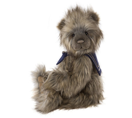"Charlie Bears Collectable Skipper 24"" Plush Bear"