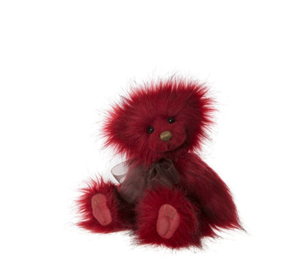 "Charlie Bears Collectable Jelly Tot 11"" Plush Bear"
