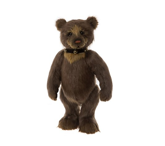 "Charlie Bears Limited Edition JJ 30"" Plush Bear"