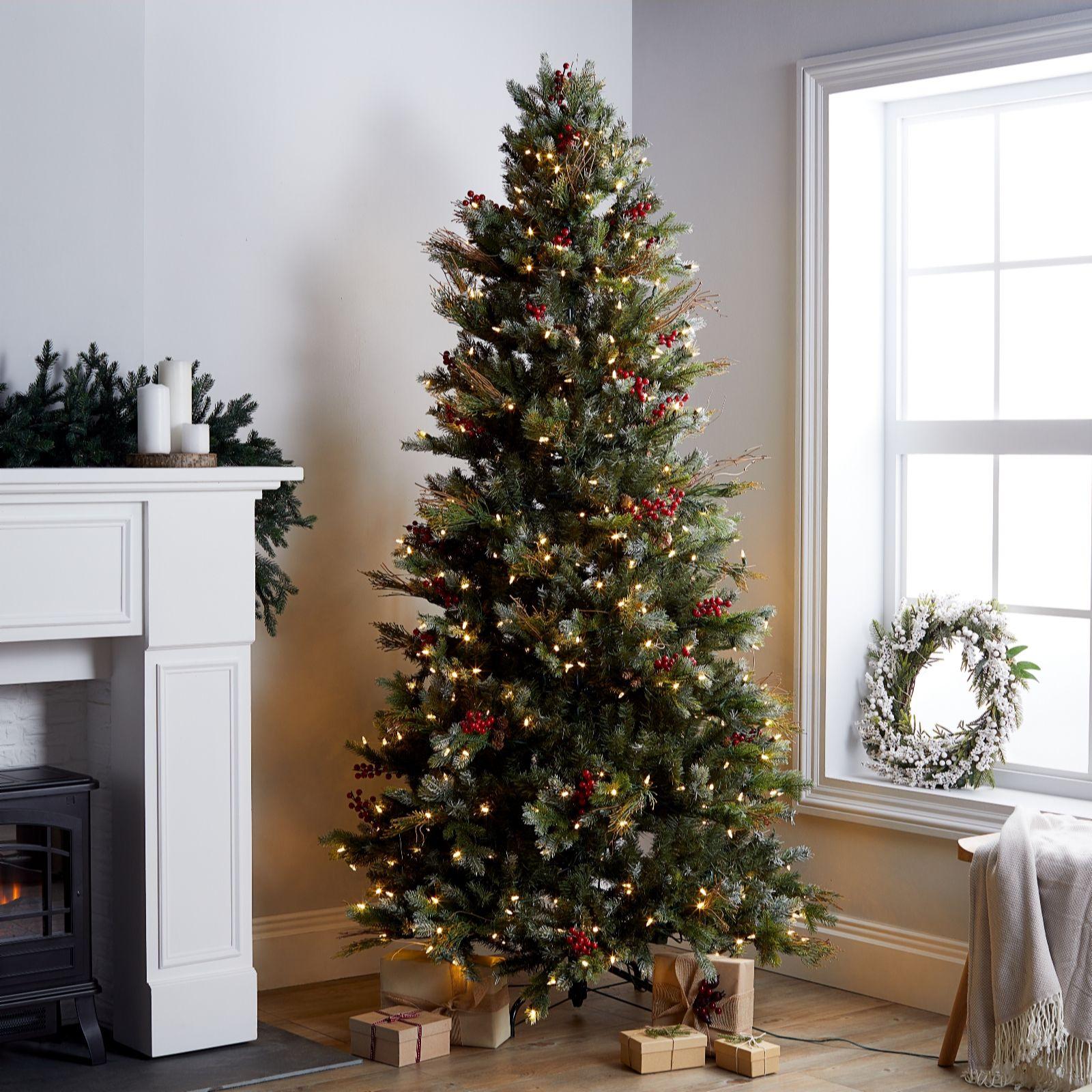 Christmas Decorations Qvc Uk