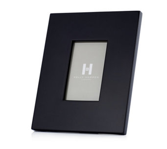 K by Kelly Hoppen Black Lacquer Photo Frame - 706894