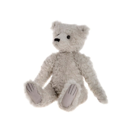 "Charlie Bears Collectable Margot 17"" Plush Bear"