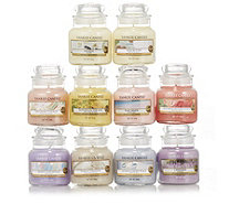 Yankee Candle Scents of Spring 10 Small Jars - 707999