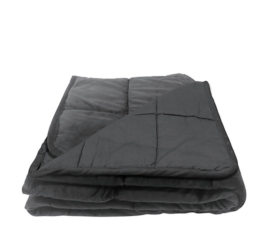 Bell & Howell Plush Weighted Blanket