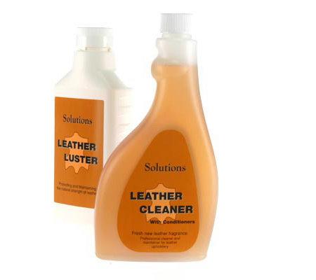 Leathercare Cleaning Polishing Kit