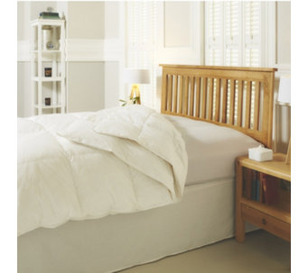 Northern Nights 3 in 1 All Seasons 9 & 4.5 Tog Feather Duvets - 805602