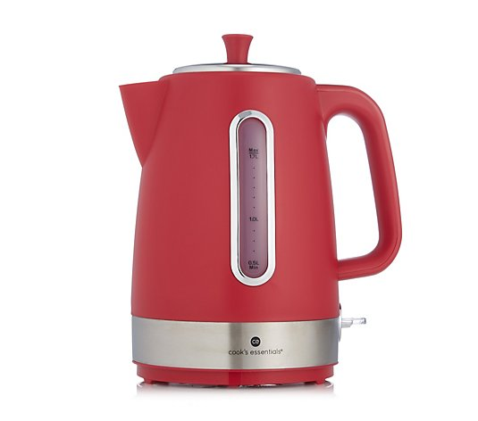 Cook's Essentials 1.7L Electric Kettle