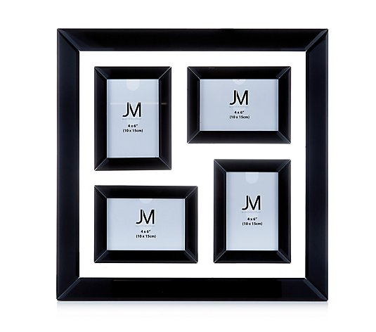 JM by Julien Macdonald Wall Mounted Multi Picture Frame
