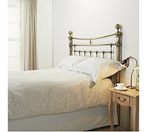 Northern Nights Paisley Sateen 3 Piece Duvet Set - 807408