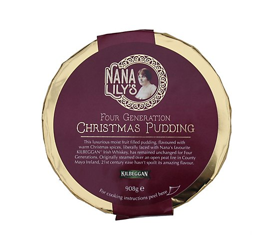 Nana Lilys 908g Christmas Pudding