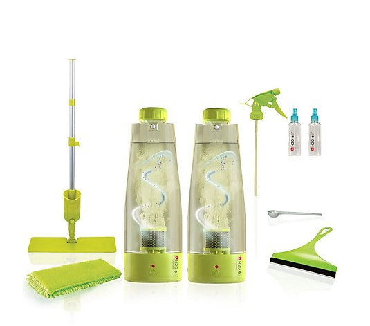 H2O E3 Natural Multi-Purpose Cleaning System with Additional Activator 2x 450ml