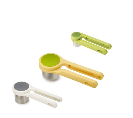 Joseph Joseph Helix Bundle with Garlic Press Citrus Juicer & Potato Ricer