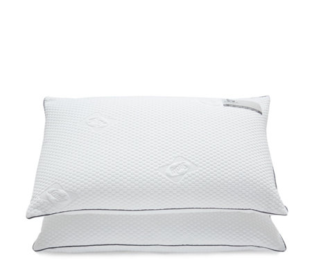 Sealy Posturepedic Geltex Set of 2 Firm Support Pillows