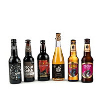 Great Taste Awards 6 Pack Mixed Beer Selection - 807424