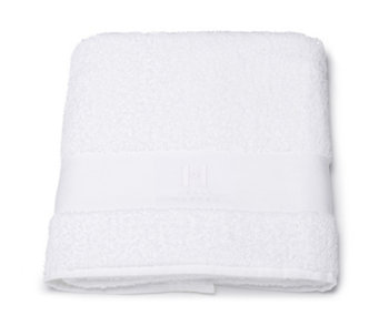 K by Kelly Hoppen 100% Cotton Monogram Bath Sheet - 805127