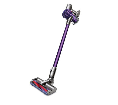 Dyson V6 Animal Cordless Vacuum Cleaner with 4pc Accessory Kit