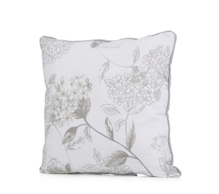 Cozee Home Agnes Floral Supersoft Cushion