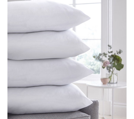 Silentnight So Washable Set of 4 Pillows