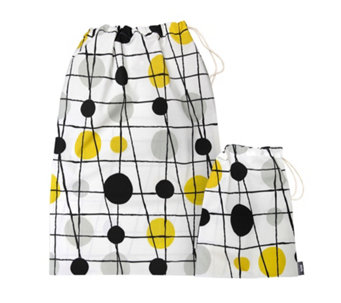 Mini Moderns Laundry & Shoe Bag Set - 806730