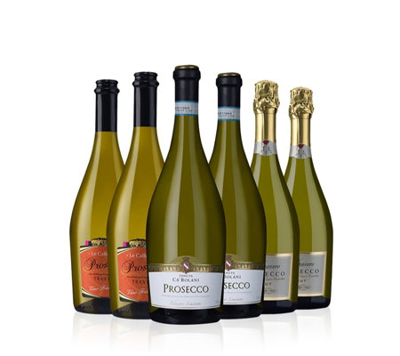 Laithwaite's Wine 6 Bottle Prosecco Case