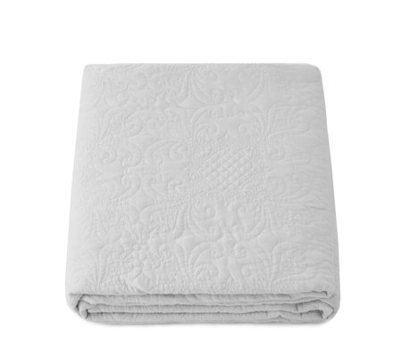 Alison Cork Stonewashed Embroidered Bedspread